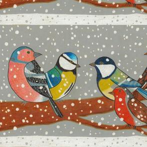 Wintervogel 2016