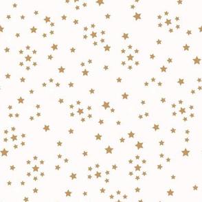 Mini Gold Stars
