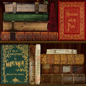 Professor Dark Sage's Christmas Library