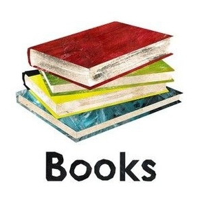 "books- 6"" Panel"