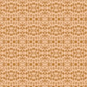 Cheetah print natural