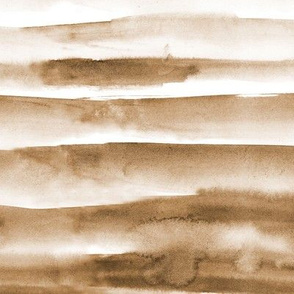 Earthy boho watercolor painterly stripes - abstract hand painted textured stripe design for modern home decor_ bedding_ nursery