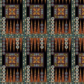 Backgammon Night-Rich Darks