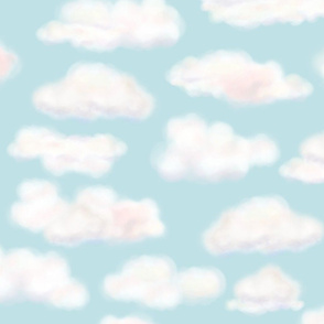 Happy Big Clouds