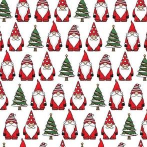 Santa Gnome Elves