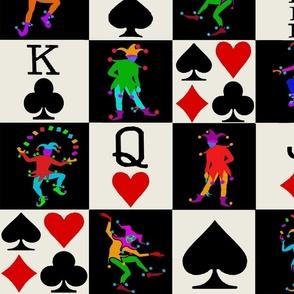 5 Card Stud - Jokers Wild - Quilt