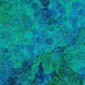 Blue-green swirls by Su_G_©SuSchaefer2020