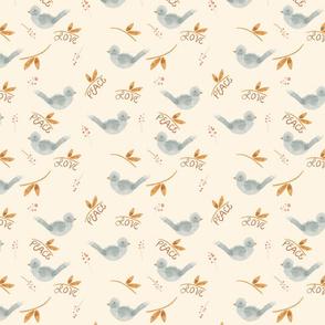 Birds of Love & Peace