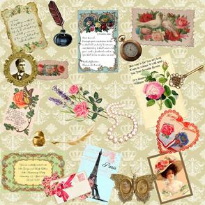Victorian Romance Letters
