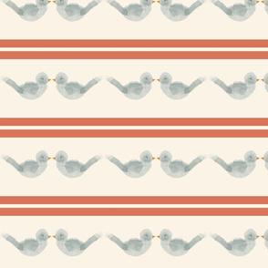 Love Bird Big Stripe