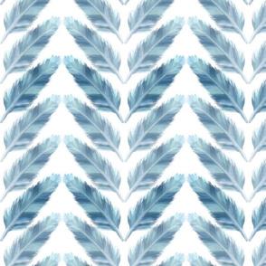 Feather Herringbone