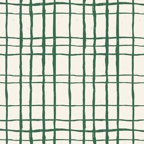 Pine Green Plaid