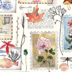 Postal Reminiscence