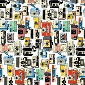 Make It Snappy! Revisited* (Mini Railroaded)    vintage camera illustrations analog photography film photo photographer