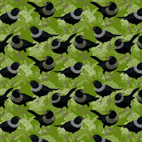 RUTH BADER GINSBIRD leaf