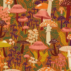 Fungi Foraging - Rust