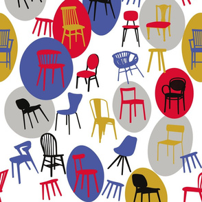 It's all about chairs!