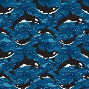 Deep Sea Orcas (Small)