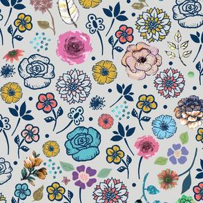 Mix floral 1