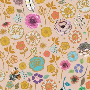 Mix floral 2