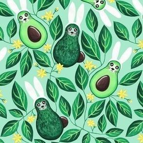 Avo Hoppy Easter [L] Green