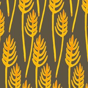 Grasshead mud yellow