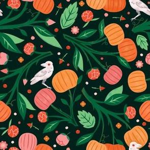 Pumpkin Patch Green