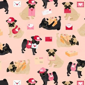 pugs_special_delivery_watercolor_peach
