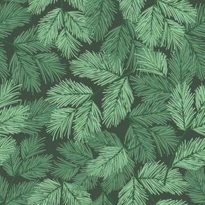 Evergreen  Tree - Medium Scale