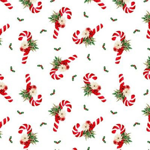 BKRD Floral Candy Canes 5