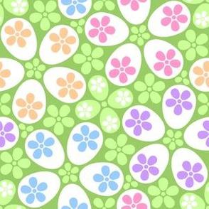 01082359 : S43 eggs floral 4