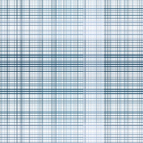 Tartan blue and grey