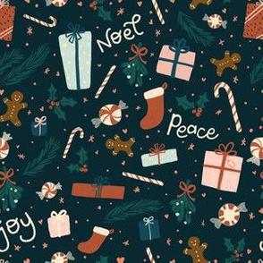 Holiday | Navy