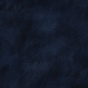 Midnight Black Color Watercolor Texture