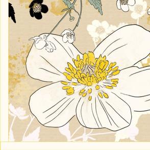 Ranunculus Cloth