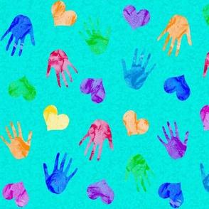 Hearts 'n Hands Mint