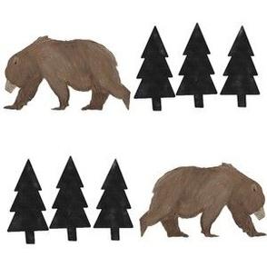 6 inch bear