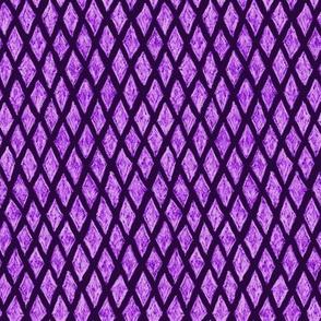 batik diamonds - purple and lavender