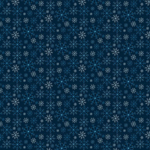 Hanukkah Snow