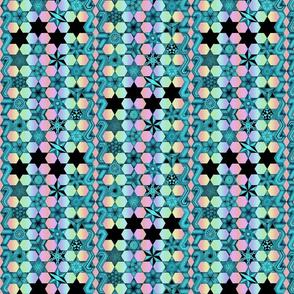 Star Rainbow Pastel
