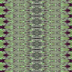 GREEN AND PURPLE DESIGN