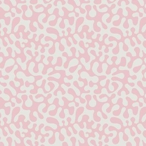 abstract retro groovy pink abstract // Matisse inspired // Groovy // red // by Magenta Rose Designs-ed-ed-ch