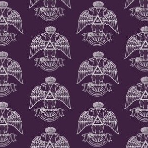 """Custom 3 Name Large 2"""" Black Large Masonic Square Compass. You must contact designer BEFORE you place your order. Fabric prints just like the preview shows."""