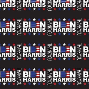 Biden Harris Thank You - Small
