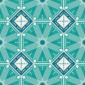 Blue and Emerald-nanditasingh
