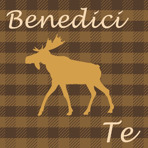 plaid-chocolate-benedicimus Te