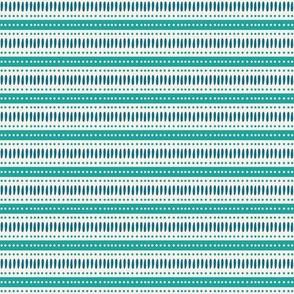 Blue and Emerald stripes-nanditasingh