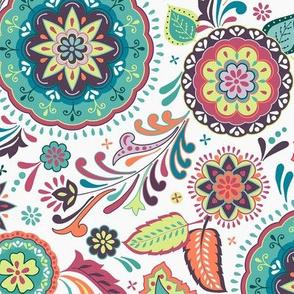 Bohemian pattern-nanditasingh