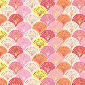 Pink fish scales-nanditasingh