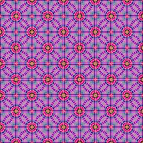 Purple Pink Plaid